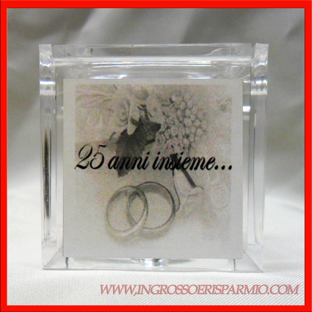 Matrimonio blog regalo 25 anni matrimonio for Idee regalo per 25 anni matrimonio