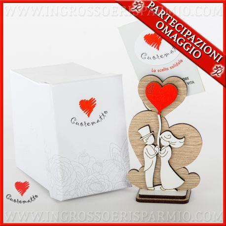 Bomboniere matrimonio Matrimonio segnaposto. Segnaposto matrimonio Segnaposto legno