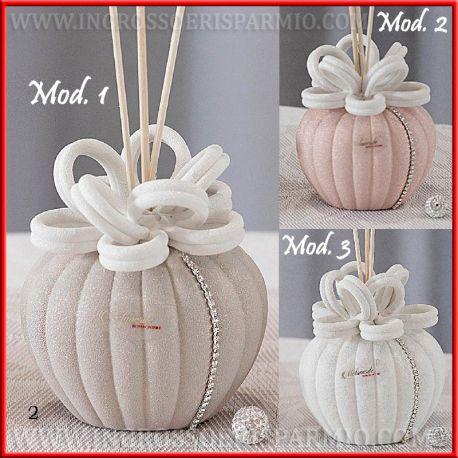 Bomboniere Matrimonio Profumatori.Profumatori Bomboniere Design Moderno Ceramica Melaverde