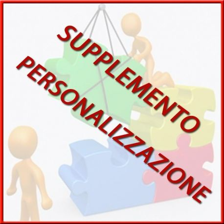 SUPPLEMENTO PER SCATOLA PLEX 5X5X5