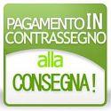 CONTRASSEGNO - PAGAMENTO ALLA CONSEGNA (SOLO ITALIA)
