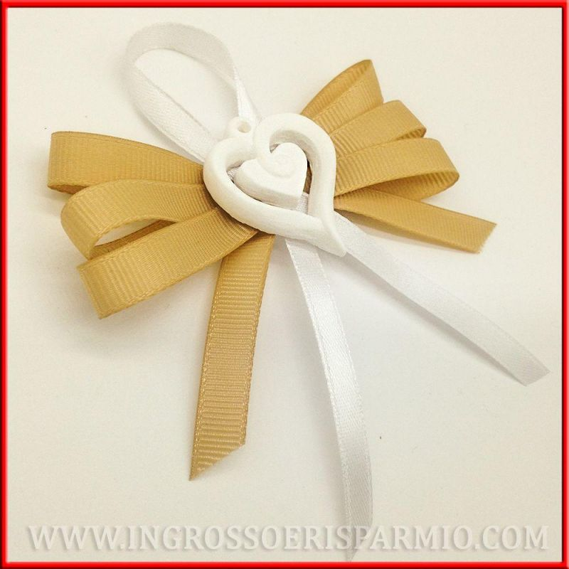 Idee gessetti segnaposto matrimonio nastro e cuore pensierini nozze ingrosso e risparmio - Idee originali per segnaposto matrimonio ...