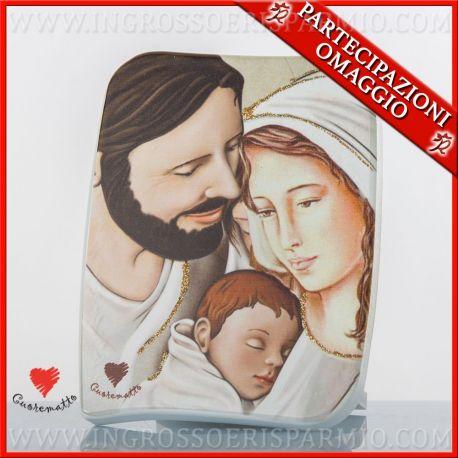 Quadri sacra famiglia firmati cuorematto bomboniere for Quadri sacra famiglia moderni prezzi