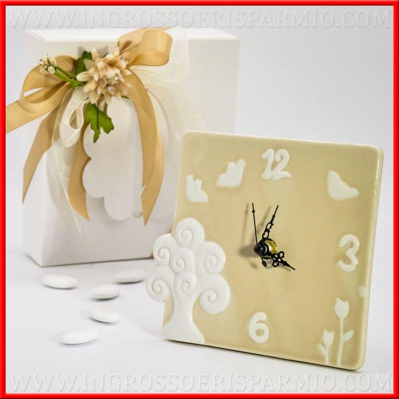 Matrimonio Tema Albero : Orologi da tavolo tema albero della vita matrimonio
