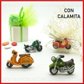 CALAMITA VESPA E MOTO COMPLEANNO BAMBINO/RAGAZZO OFFERTA