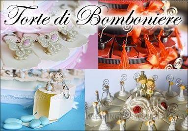 Torte Bomboniere Offerta On line